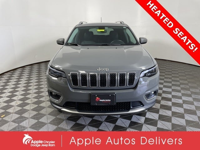 Used 2019 Jeep Cherokee Limited with VIN 1C4PJMDN1KD489402 for sale in Shakopee, Minnesota