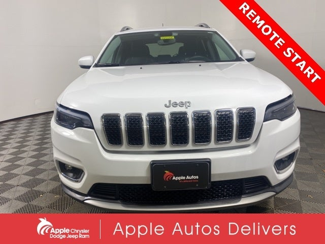 Used 2019 Jeep Cherokee Limited with VIN 1C4PJMDX1KD281960 for sale in Shakopee, Minnesota