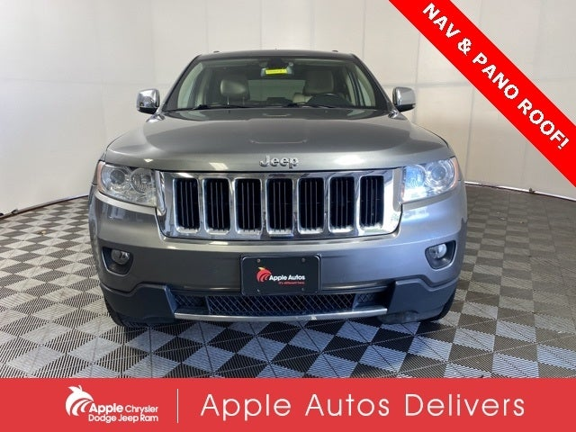 Used 2012 Jeep Grand Cherokee Limited with VIN 1C4RJFBG8CC223830 for sale in Shakopee, Minnesota