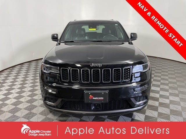 Certified 2021 Jeep Grand Cherokee High Altitude with VIN 1C4RJFCG1MC507896 for sale in Shakopee, Minnesota