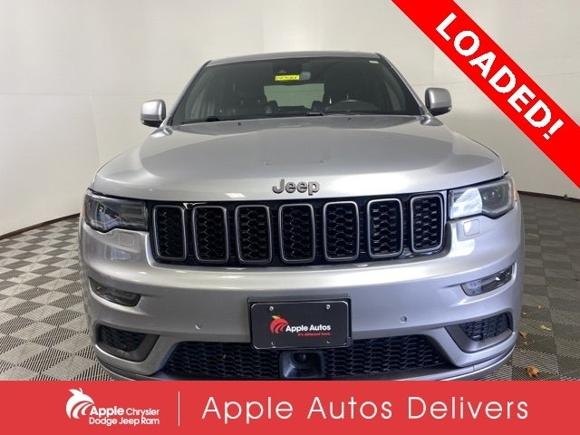 Certified 2019 Jeep Grand Cherokee High Altitude with VIN 1C4RJFCG8KC577215 for sale in Shakopee, Minnesota
