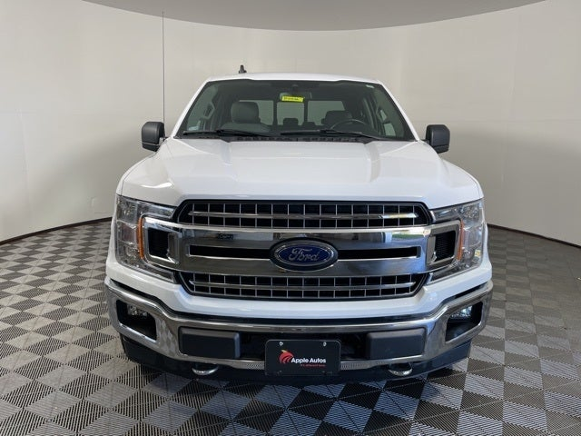 Used 2019 Ford F-150 XLT with VIN 1FTEW1E57KKE06976 for sale in Shakopee, Minnesota