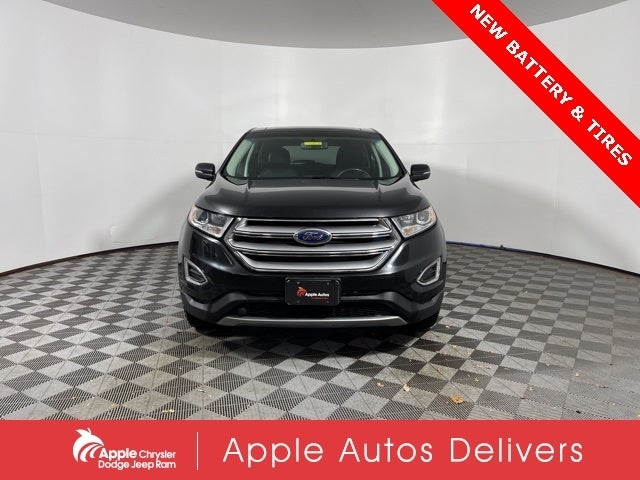 Used 2015 Ford Edge SEL with VIN 2FMTK4J82FBB60788 for sale in Shakopee, Minnesota