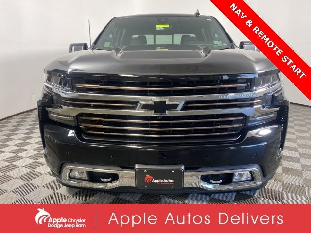 Used 2020 Chevrolet Silverado 1500 High Country with VIN 3GCUYHEL4LG453159 for sale in Shakopee, Minnesota