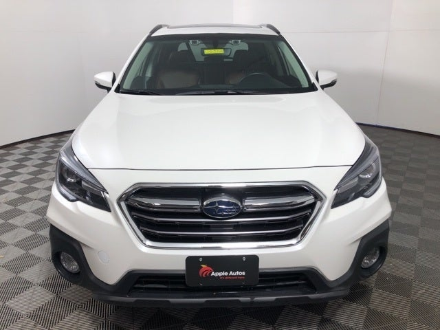 Used 2019 Subaru Outback Touring with VIN 4S4BSATC5K3218138 for sale in Shakopee, Minnesota